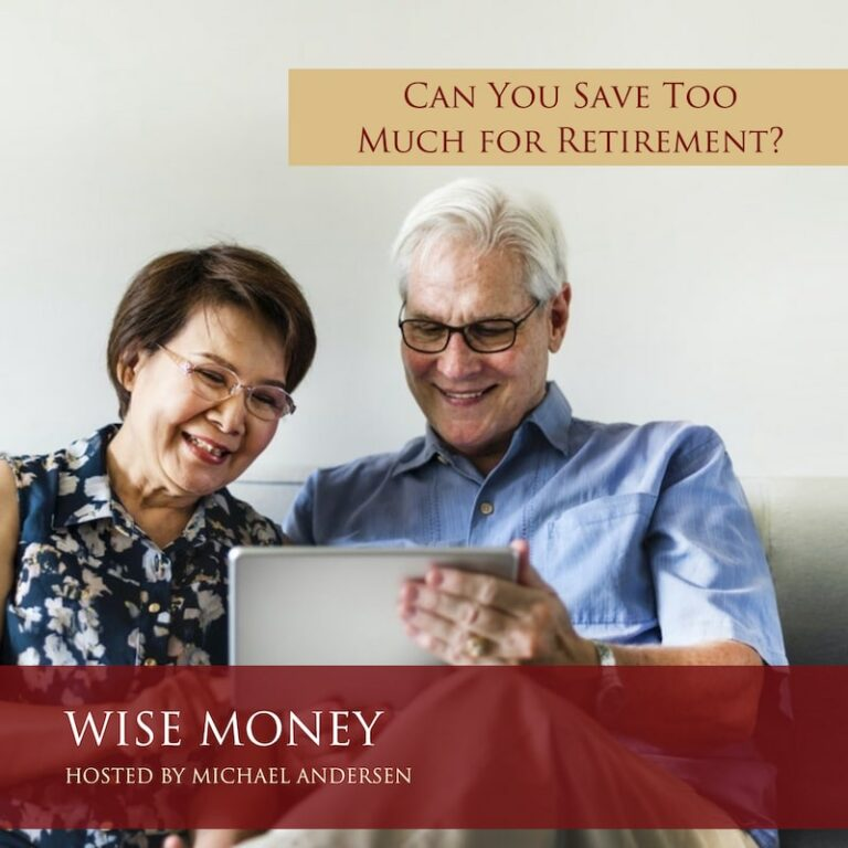 can you save too much for retirement
