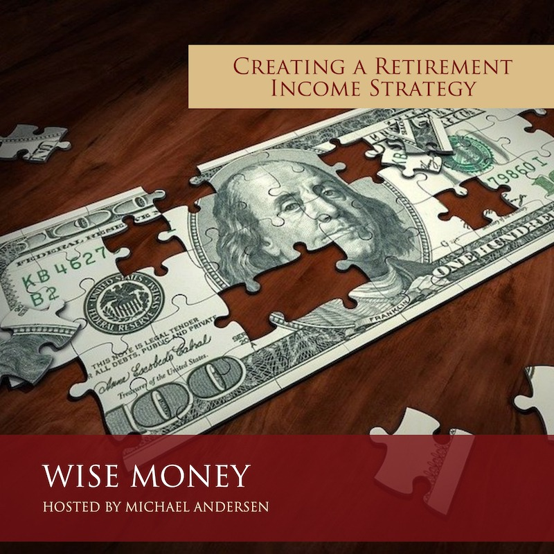 creating a retirement income strategy