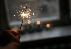 sparkler-new-year